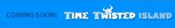 Poptropica Time Twisted Island Logo