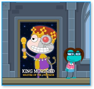 Post image for Poptropica Astro-Knights Walkthrough