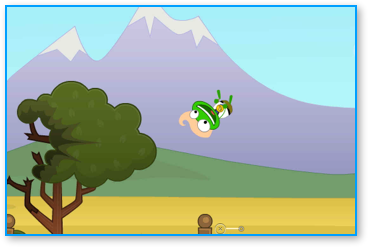 Post image for Parallax Scrolling in Poptropica