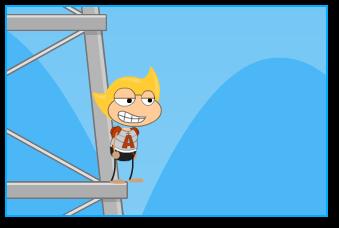 Astro Boy in Poptropica