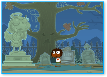 Post image for Poptropica Haunted House