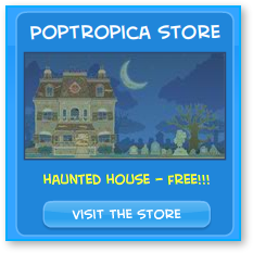 Post image for Poptropica Haunted House Available in Store