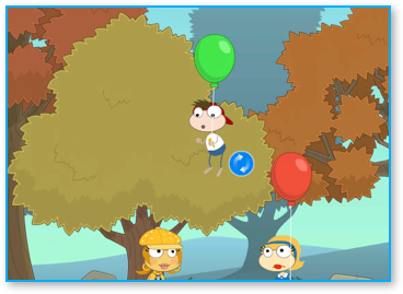 Post image for Poptropica Counterfeit Island Walkthrough
