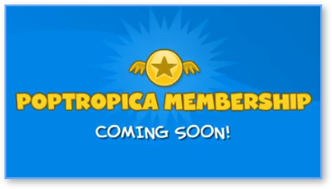 Post image for Poptropica Membership