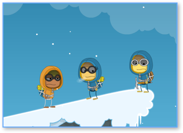Poptropica Mount Everest
