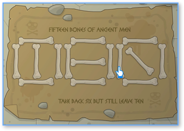 Labyrinth Bones Puzzle