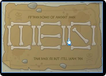 Labyrinth Bones Puzzle