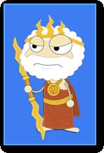 Zeus in Poptropica