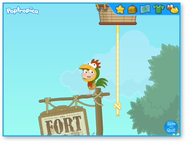 Prizes and plunder walkthrough for poptropica