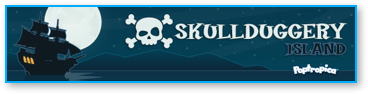 Cheats for Skullduggery Island