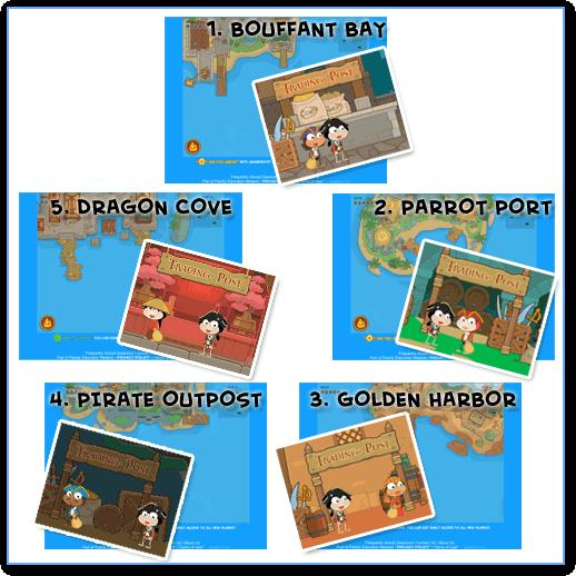 Cheats To Poptropica Skullduggery Island