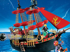 Playmobil Blackbeard's Ship
