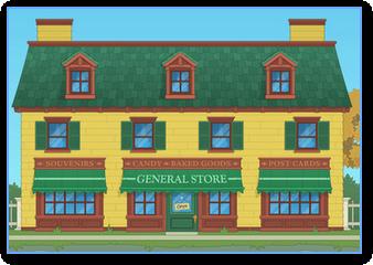 Poptropica General Store
