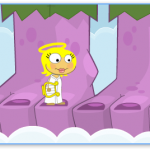 Early Poptropica Giant