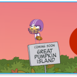 Poptropica Great Pumpkin Island