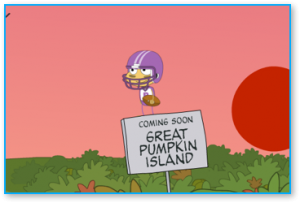 It&#039;s the Great Pumpkin, Poptropica!