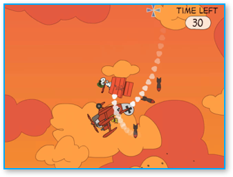 poptropica-great-pumpkin-red-baron-fight