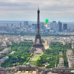 Poptropica Balloon Boy in Paris