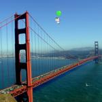Poptropica Balloon Boy in San Francisco