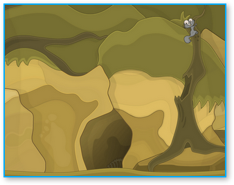 Poptropica Cryptids Island Cave