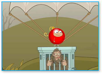 Rescuing Bigfoot in Poptropica