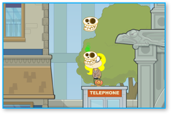 Poptropica Spookacular PopGum