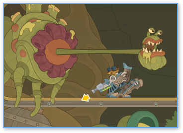 Poptropica Final Boss One