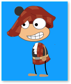 Scottish Kilt in Poptropica