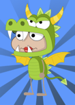 Poptropica Costumes - Dragon