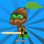 Poptropica Costumes - Earth Astro-Knight