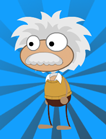 Poptropica Costumes - Einstein Boy