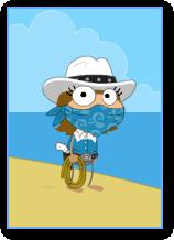 Poptropica Wild West Hero