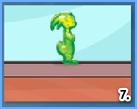 how to get on top of poptropica hq