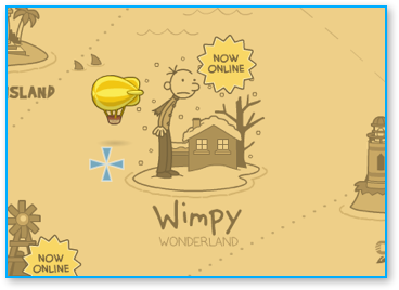 Wimpy Wonderland for All