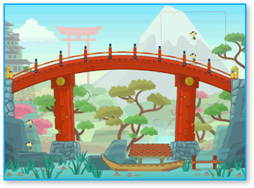 Red Dragon Island Bridge