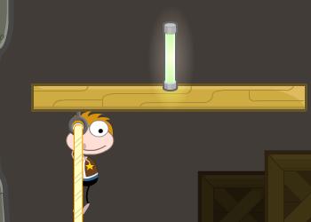 Poptropica Glow Stick Underground