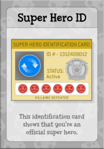 Super Hero ID