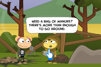 Bag of Manure