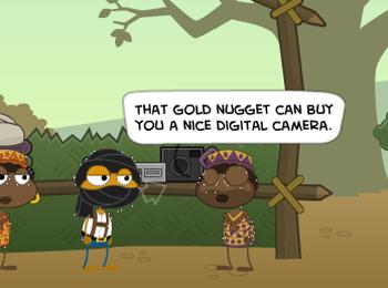 Digital Camera in Nabooti Island