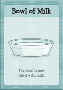 Bowl of Milk