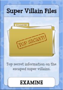 Super Villain Files