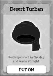 Desert Turban
