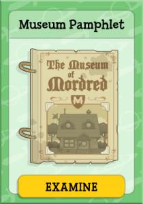Museum Pamphlet