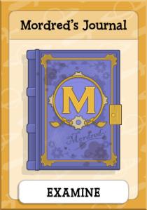 Mordred's Journal