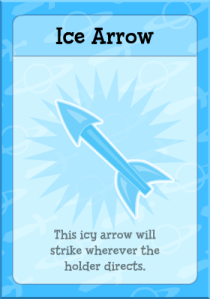 Ice Arrow