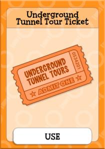 Underground Tour Ticket