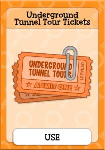 Underground Tour Tickets
