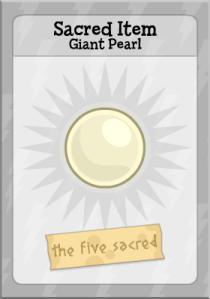 Sacred Item Giant Pearl