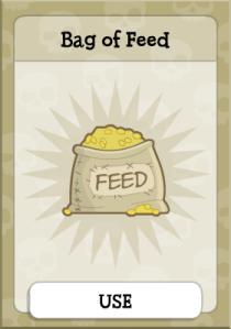 Bag of Feed