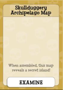 Skullduggery Archipelago Map